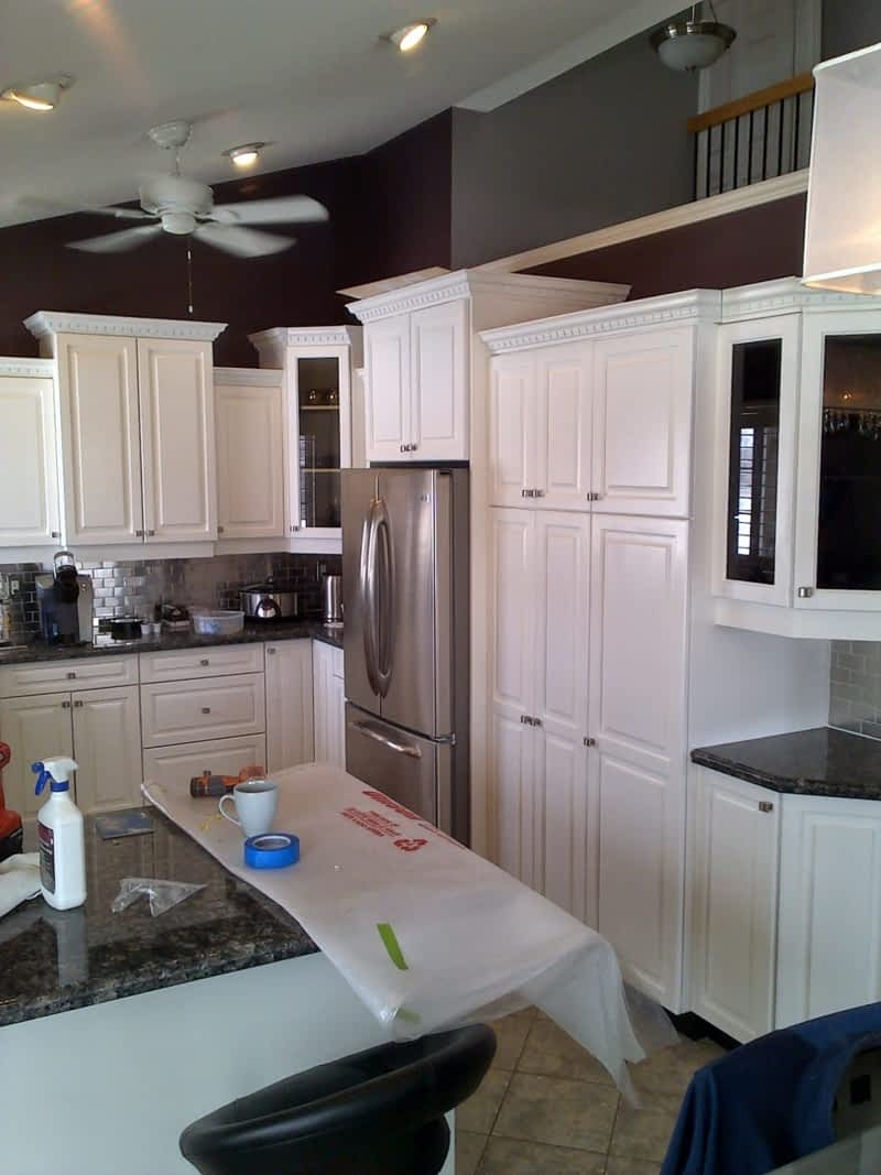 photo Colorscapes Painting & Cabinet Refinishing