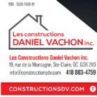 Les Constructions Daniel Vachon - Logo