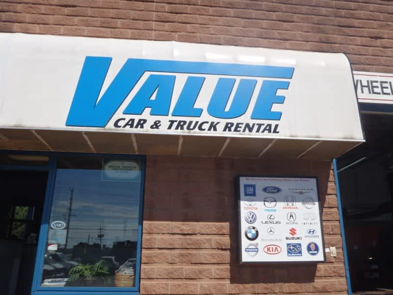 Value Car Truck Rental Pickering On