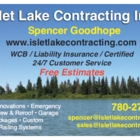 Isletlake Contracting Inc - Roofers - 780-278-0406