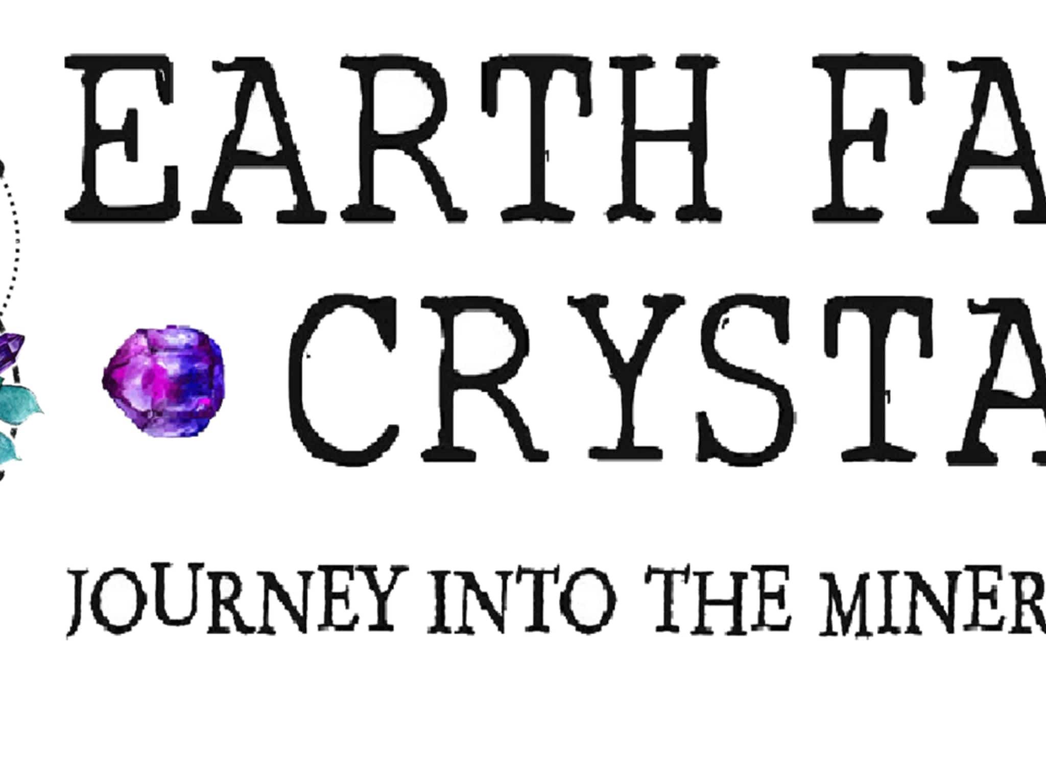 photo Earth Family Crystals