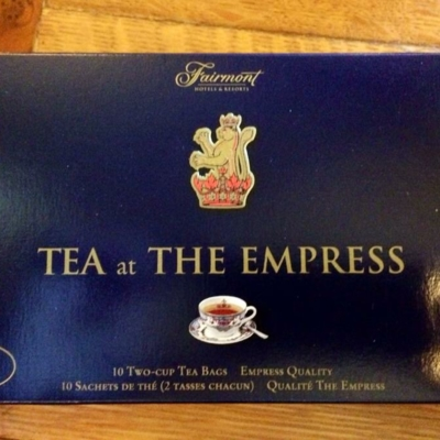 The Empress Room - Restaurants