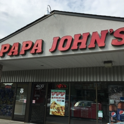 Papa John Pizza - Restaurants - 416-724-8989