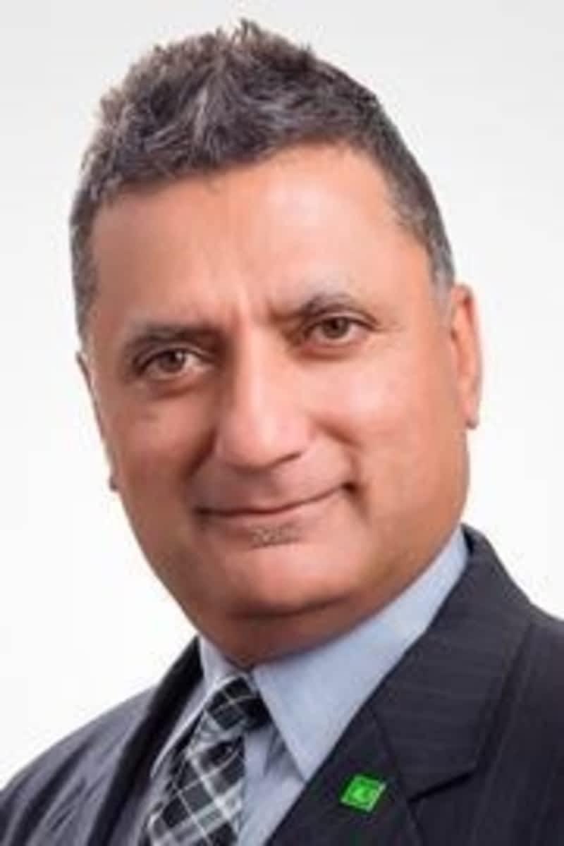 photo Shafiq Kassam - TD Financial Planner