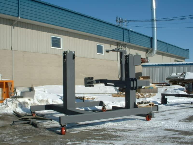Conceptions Jipwork Drummondville Qc 2425 Rue Power