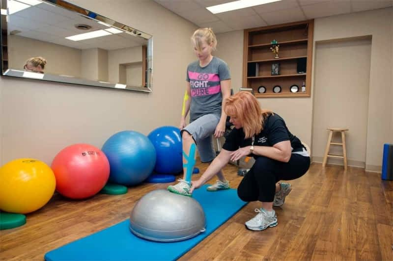 photo Ginger's Physiotherapy Place