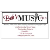 Bob's Music Plus - Magasins d'instruments de musique
