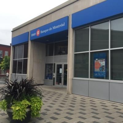 BMO Banque De Montréal St Lambert - Banks - 450-466-1666
