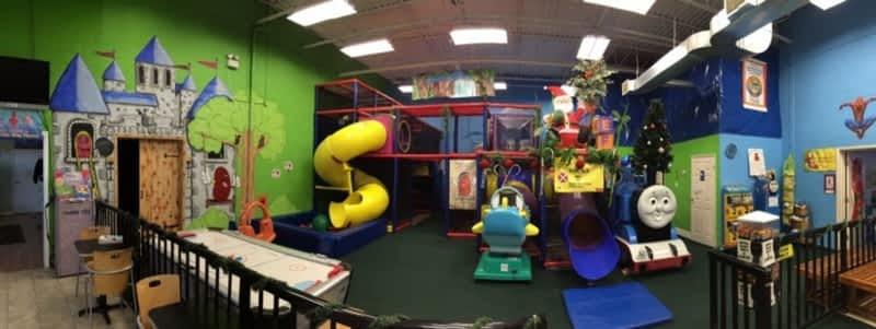 photo Jellybeenz Indoor Playground