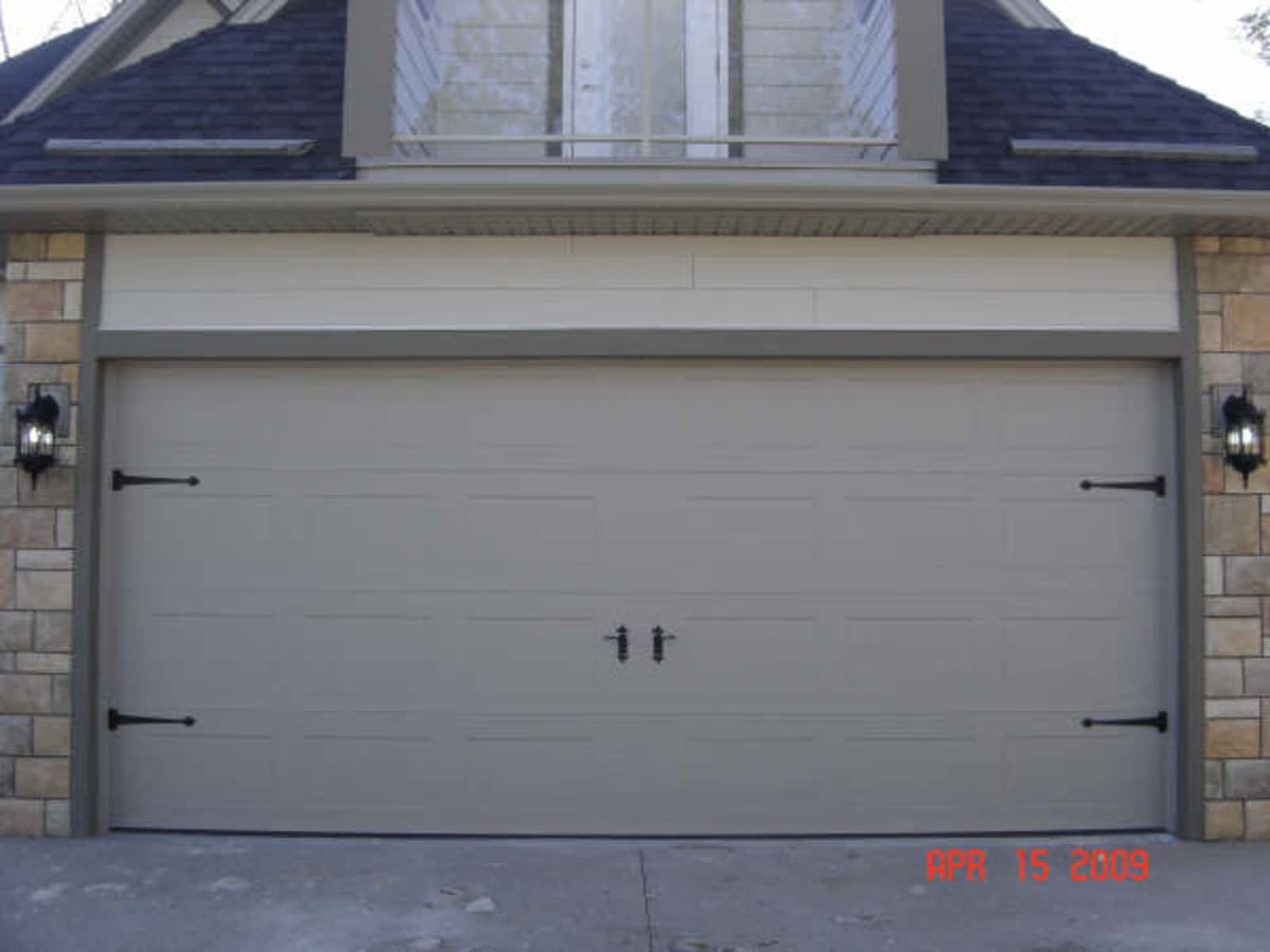modern tech garage permalink the custom clad gallery doors door metal