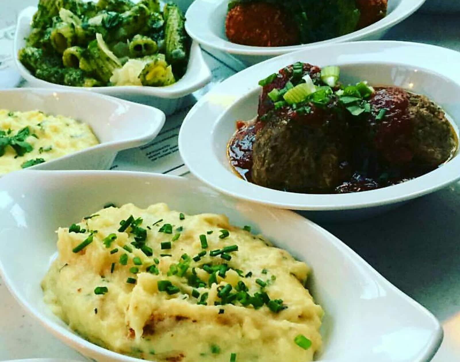 Nini Meatball Restaurant Montreal