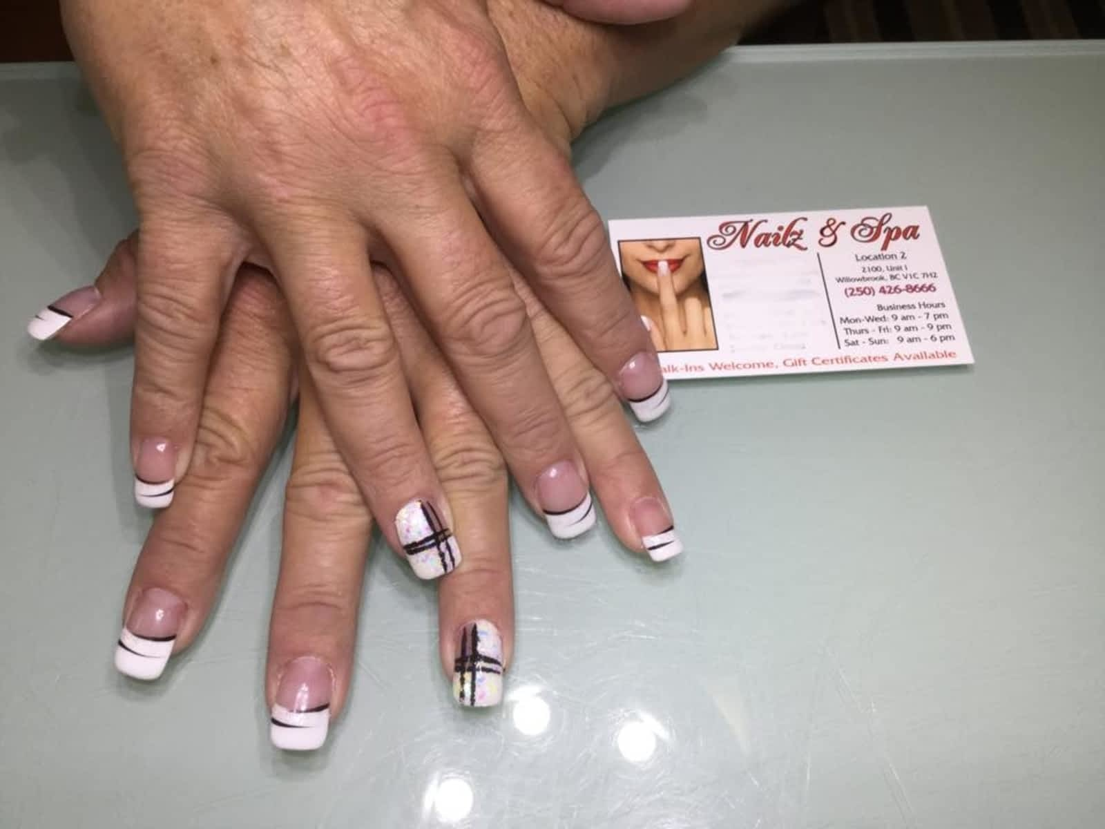 Nailz & Spa - Opening Hours - 2100 Willowbrook Dr, Cranbrook, BC