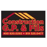 Voir le profil de Construction G.P. & Fils - Saint-Calixte