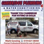 View Cambridge Plumbing & Water Conditioning's Hornby profile