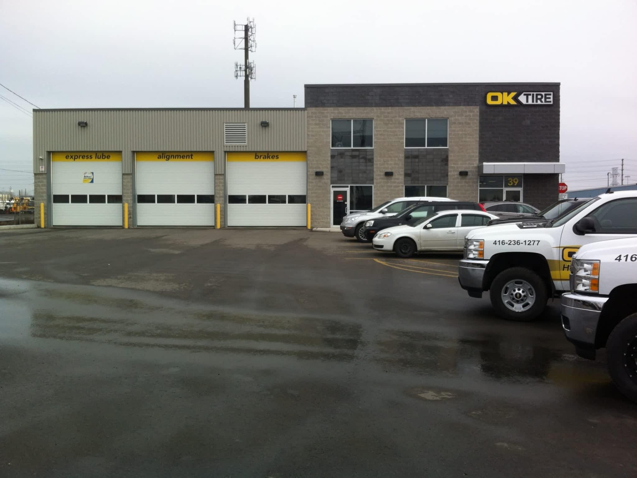 photo OK Tire Truck Centre