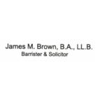 Brown James M - Avocats