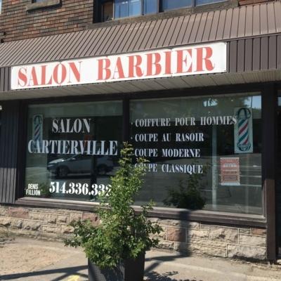 Salon Cartierville - Barbers