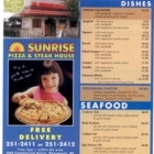 Sunrise Pizza & Steak House - American Restaurants