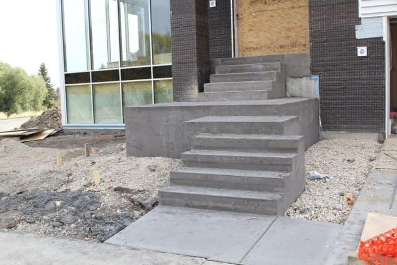 photo Breckenridge Concrete
