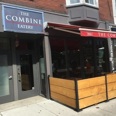 The Combine Eatery - Restaurants - 416-792-8088