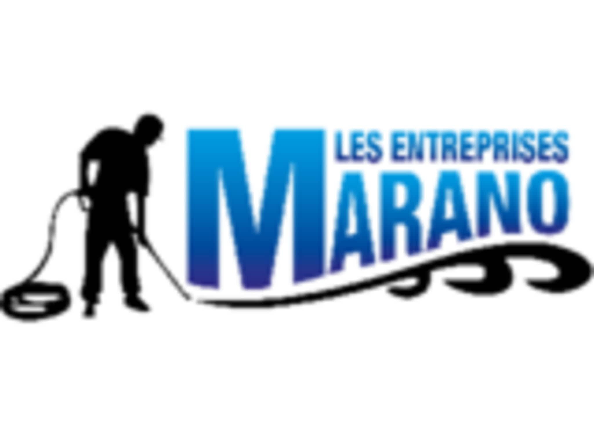 photo Les Entreprises Marano Inc
