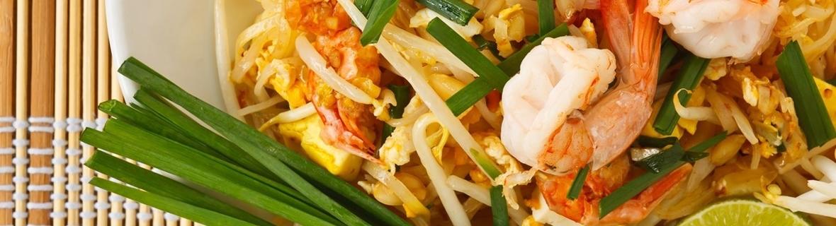 Montreal's pretty tasty pad Thai