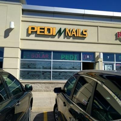 Pedi And Nails - Esthéticiennes et esthéticiens - 905-542-8837