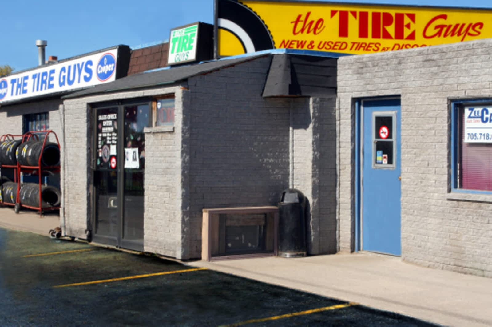 Used Tires Barrie >> The Tire Guys Opening Hours 692 Dunlop St W Barrie On