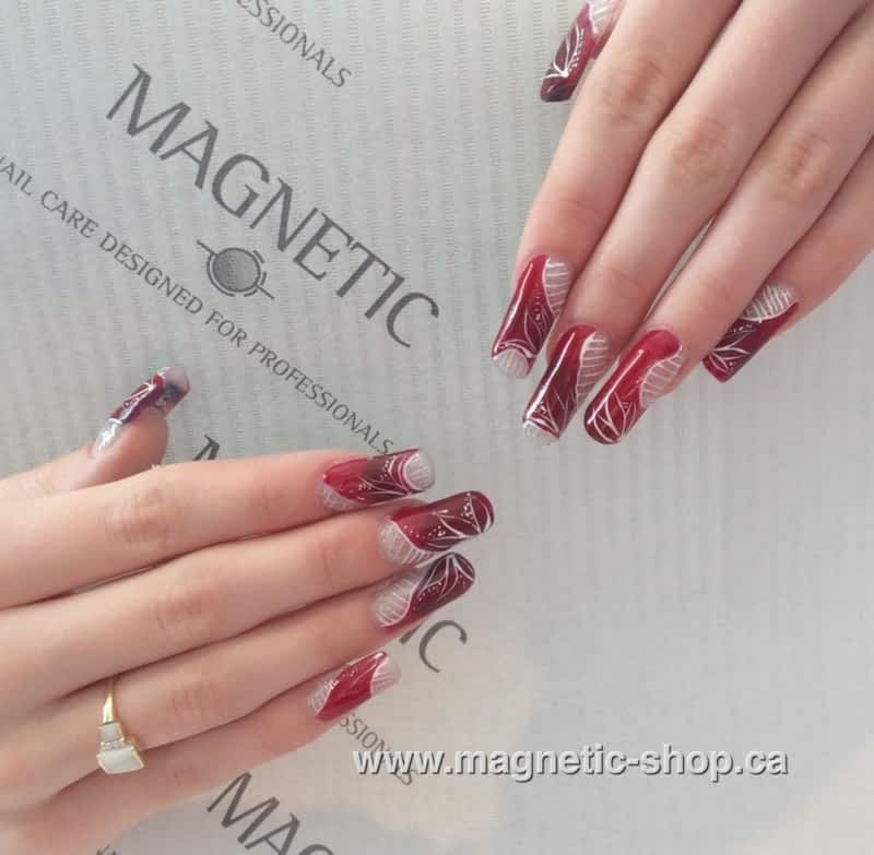 Magnetic Nail Design Canada