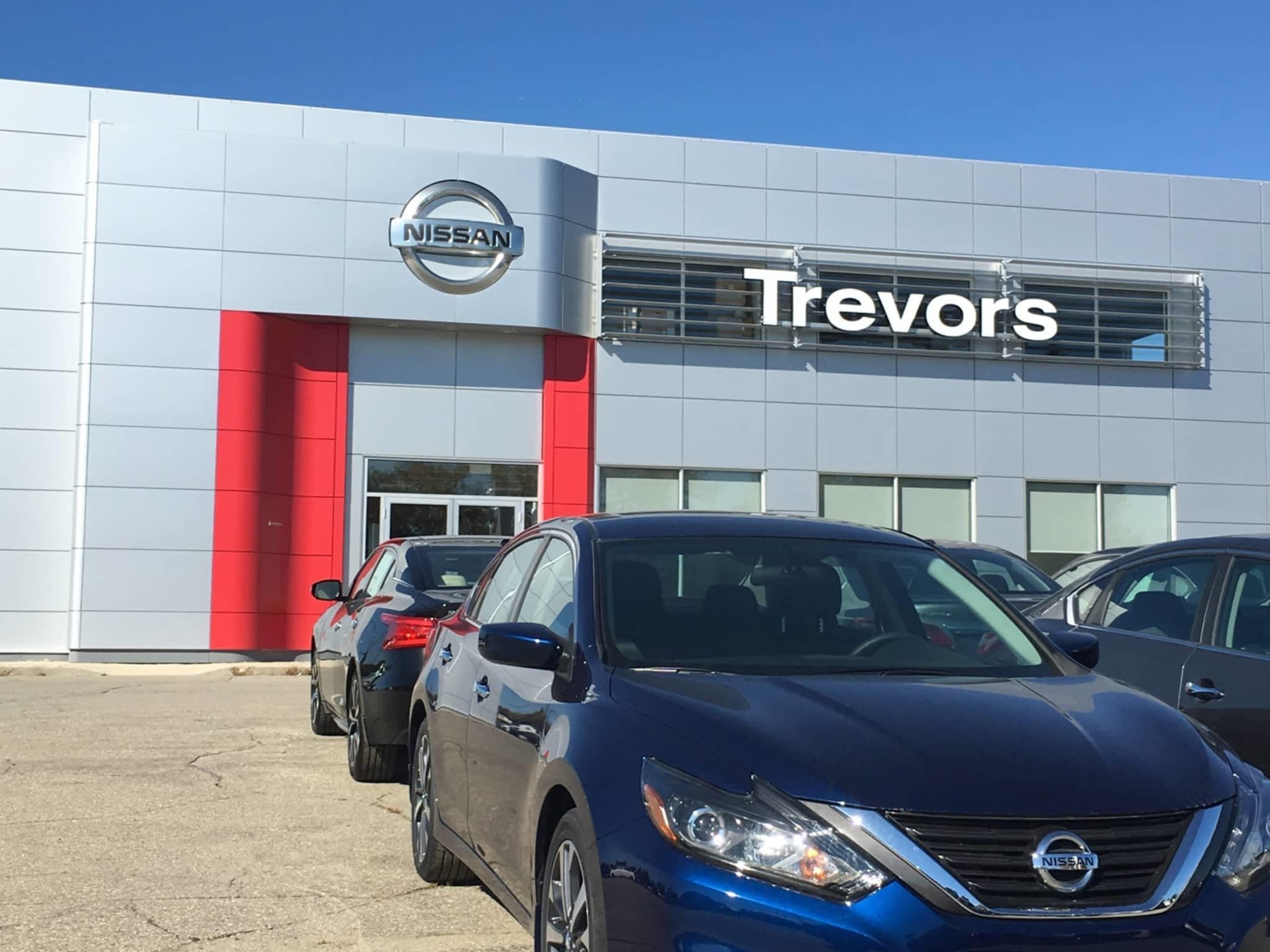 Trevors Nissan Miramichi Nb 1621 King George Hwy