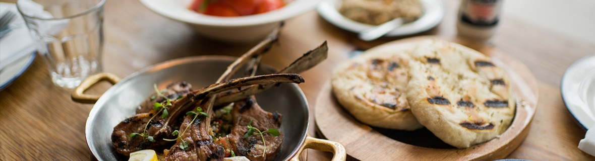 Best Greek restaurants in Toronto
