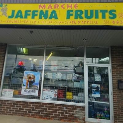 Jaffna Fruits - Magasins de fruits et légumes - 514-683-1717