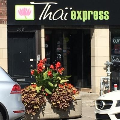 Thaï Express - Thai Restaurants - 514-544-3014