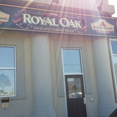 The Royal Oak - Pub
