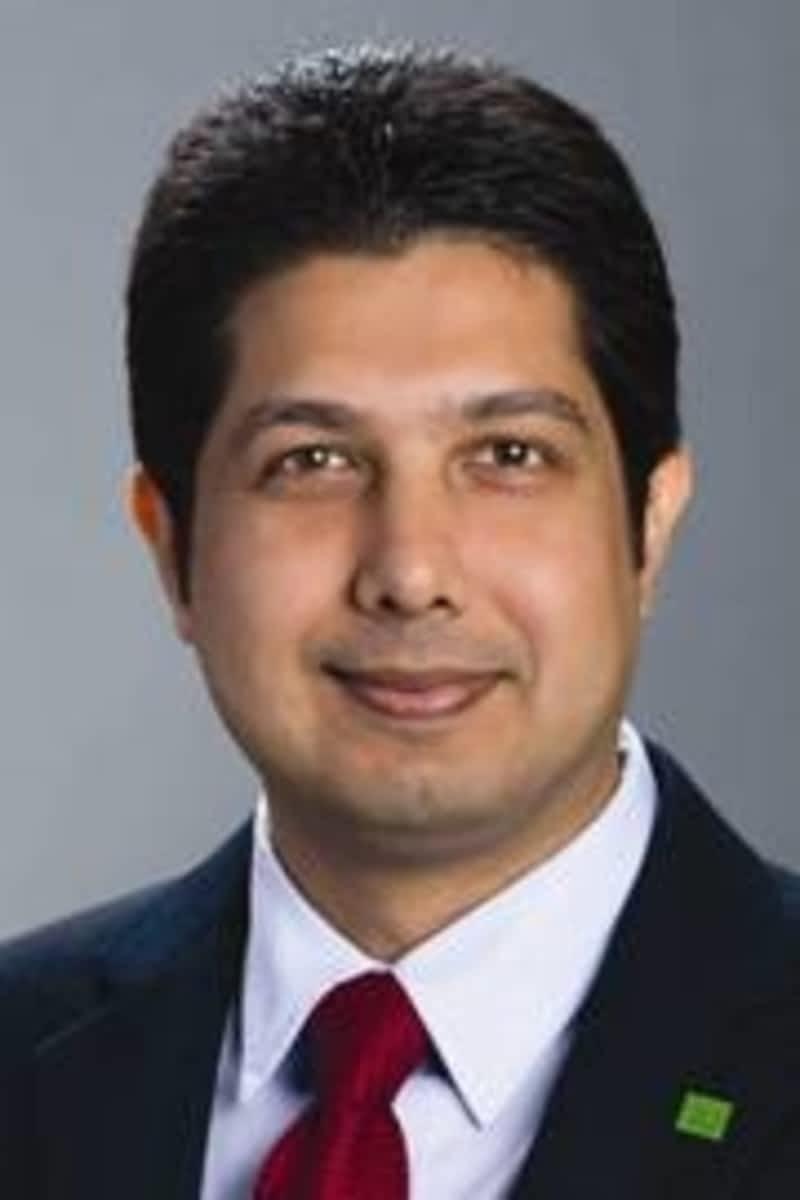 photo Sajjad Lakhani - TD Financial Planner
