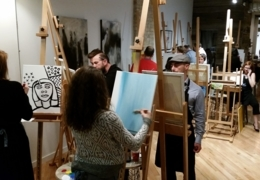 Get creative at these painting and drawing nights in Toronto