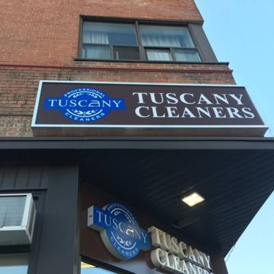 Tuscany Cleaners - Nettoyage à sec - 416-486-8537