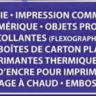 Impressions Flexoplus - Imprimeurs