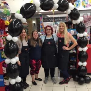 Balloon Delivery Helium Balloons Birthday