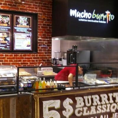 Mucho Burrito - Restaurants - 450-441-8288