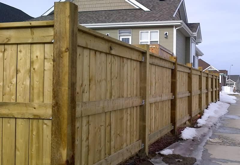R A M Fencing Lacombe Ab Box 4 Site 5 Rr 5 Stn Main