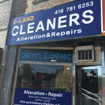 E Land Dry Cleaners - Nettoyage à sec