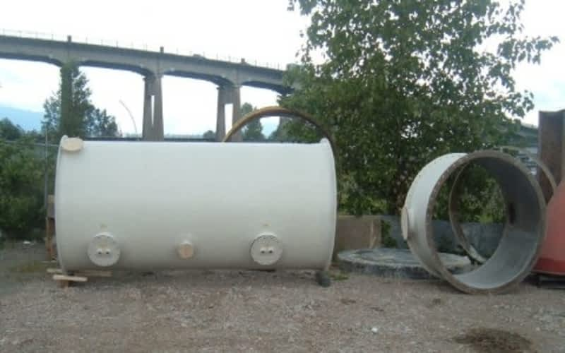 photo Canwest Tanks & Ecological Systems Ltd