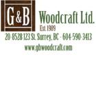 G & B Woodcraft Ltd