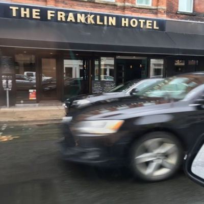 The Franklin Hotel - Hôtels - 709-754-9005