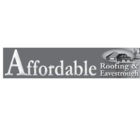 Affordable Eavestrough & Roofing - Eavestroughing & Gutters - 705-743-7405