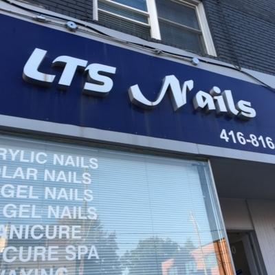 LTS Nails - Ongleries - 416-487-9430
