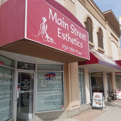 Main Street Aesthetics - Estheticians