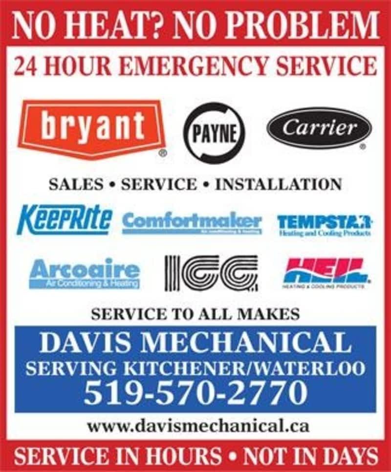 photo Davis Mechanical