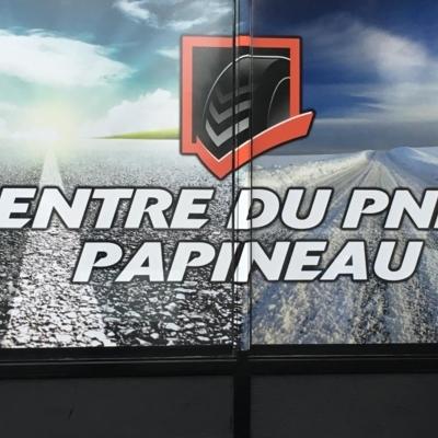Centre du Pneus Papineau - Garages de réparation d'auto